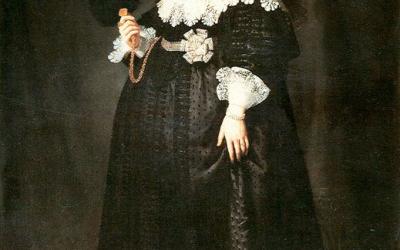 Rembrandt: Ootjens Coppit