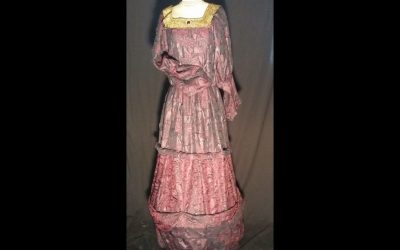 18e eeuw jurk